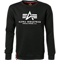ALPHA INDUSTRIES Pullover Basic 178302/03