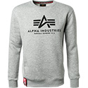 ALPHA INDUSTRIES Pullover Basic 178302/17