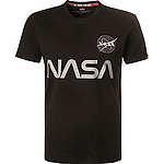 ALPHA INDUSTRIES T-Shirt Nasa
