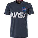 ALPHA INDUSTRIES T-Shirt Nasa 178501/07
