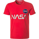 ALPHA INDUSTRIES T-Shirt Nasa 178501/328