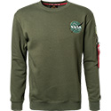 ALPHA INDUSTRIES Pullover Space Shuttle 178307/257