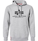 ALPHA INDUSTRIES Hoodie Basic 178312/17