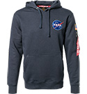 ALPHA INDUSTRIES Hoodie Space Shuttle 178317/07