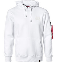 ALPHA INDUSTRIES Hoodie Back Print