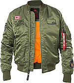 ALPHA INDUSTRIES ALPHA INDUSTRIE Jacke VF