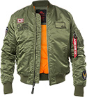 ALPHA INDUSTRIE Jacke MA-1 VF 178103/01