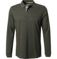 Barbour Polo-Shirt forest
