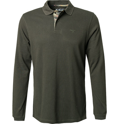 Barbour Polo-Shirt forest MML0705GN91