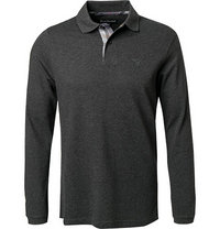 Barbour Polo-Shirt charcoal