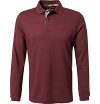 Barbour Polo-Shirt ruby