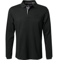 Barbour Polo-Shirt black