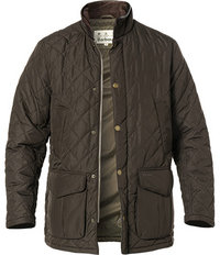 Barbour Jacke Devon olive