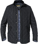 Barbour Jacke Chelsea navy MQU0006NY51