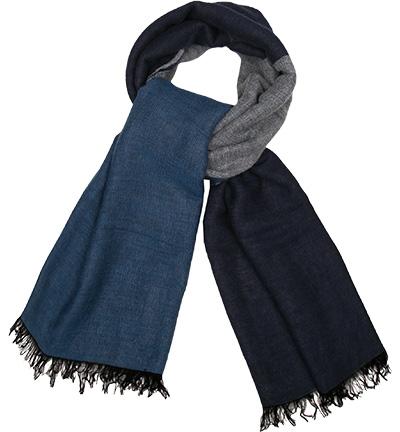 Strellson Schal STSC-Oscar : Strellson Schal STSC-Oscar  Herren in grau & blau aus Wolle