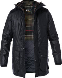 Barbour Jacke Waddow Wax navy