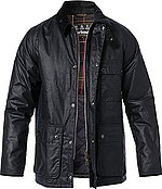 Barbour Jacke Rufford Wax navy