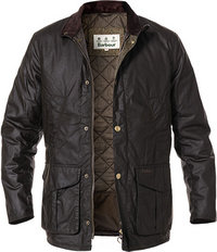 Barbour Jacke Hereford olive