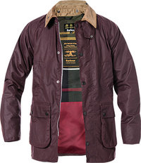 Barbour Jacke SI Bedale bordeaux
