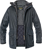Barbour Jacke Bryn navy