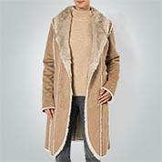 Pepe Jeans Damen Mantel Ysabel im Leomuster empfohlen von Deinen ... 133835a71f