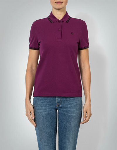 Fred Perry Damen Polo-Shirt G3600