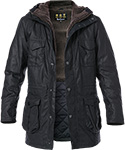 Barbour Jacke Oakum Wax navy MWX1109NY71