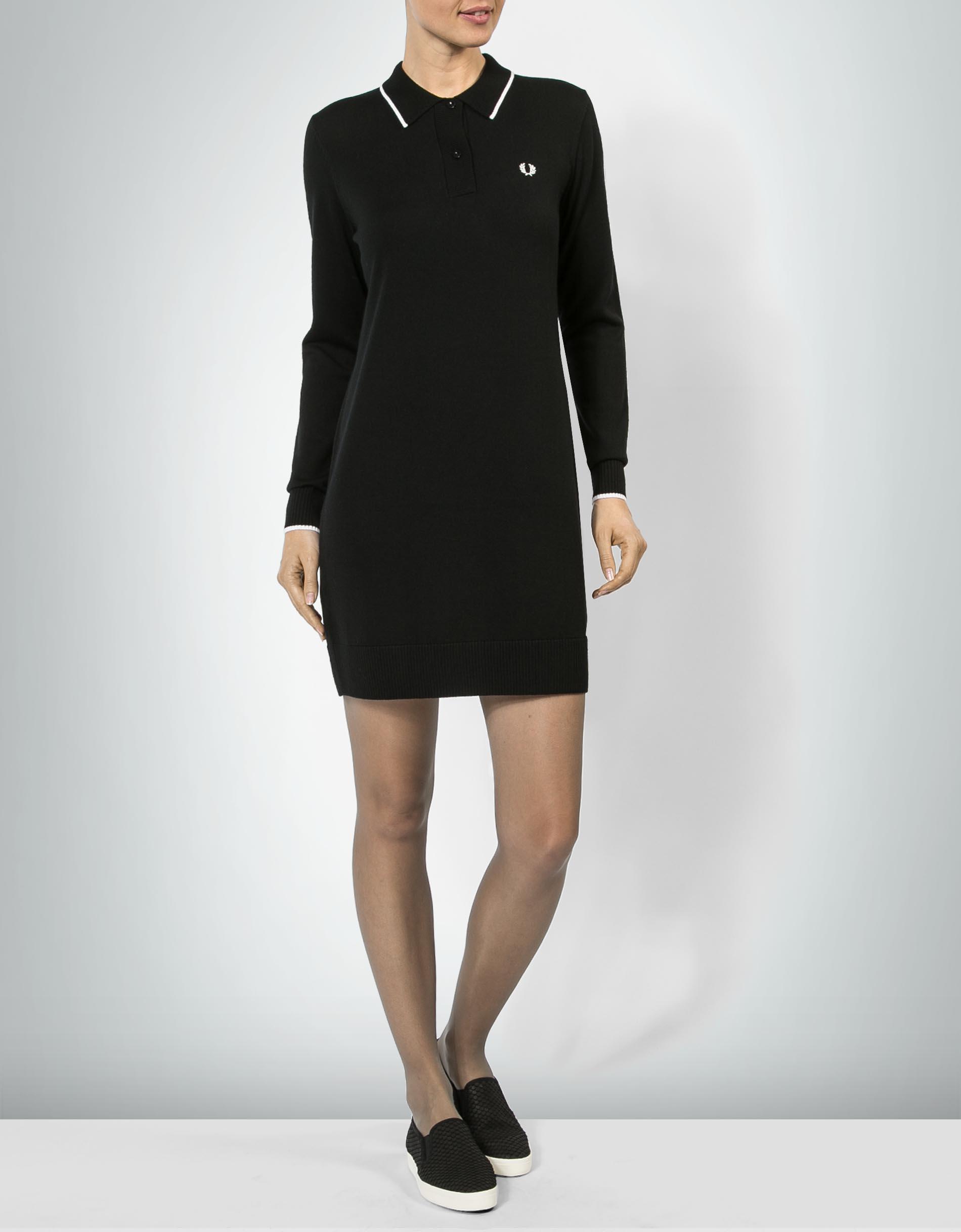 fred perry damen kleid im polo shirt look empfohlen von. Black Bedroom Furniture Sets. Home Design Ideas