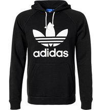 adidas ORIGINALS Hoodie trefoil black