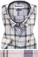Barbour Hemd Murray tartan MSH4054TN31