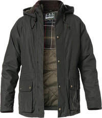 Barbour Jacke Woodfold sage