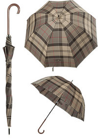 Babour winter Tartan Ladies Umbrella