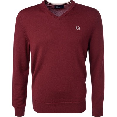 Fred Perry V-Pullover