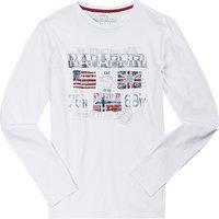 NAPAPIJRI T-Shirt bright white