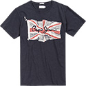 Pepe Jeans T-Shirt Flag Tee PM503780/999