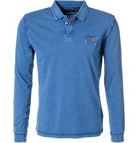 NAPAPIJRI Polo-Shirt mountain blue