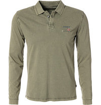 NAPAPIJRI Polo-Shirt sage green