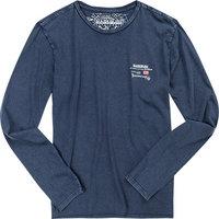 NAPAPIJRI T-Shirt blu marine