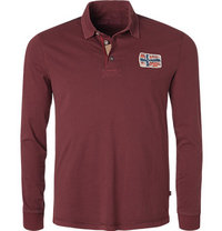 NAPAPIJRI Polo-Shirt bordeaux