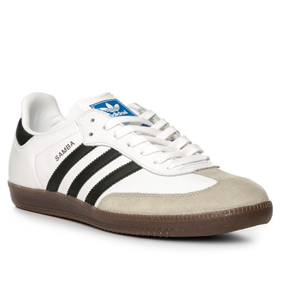 adidas ORIGINALS Samba white