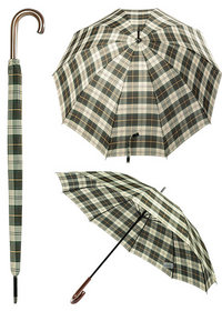 Babour Tartan Golf Umbrella ancient