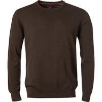 Barbour Pullover dark brown