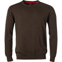 Barbour Pullover dark brown MKN0867BR77