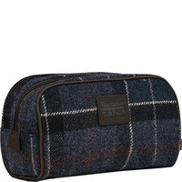 Barbour Shadow Washbag navy