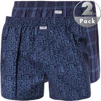 Jockey Boxer Woven 2er Pack