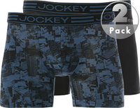Jockey Boxer Trunks 2er Pack