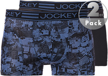Jockey Trunks 2er Pack 19902928/47P