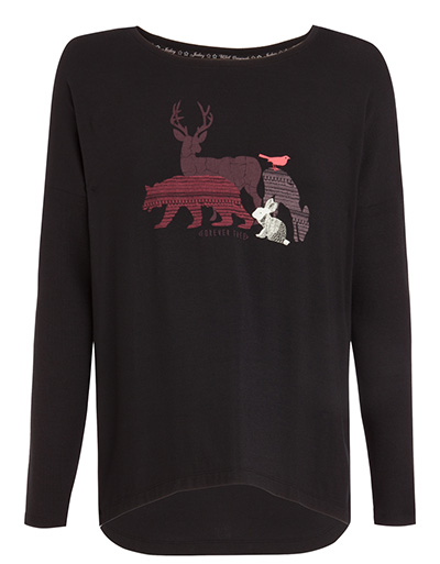 Jockey Damen Longsleeve Shirt 856036H