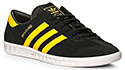 adidas ORIGINALS Hamburg black BY9756