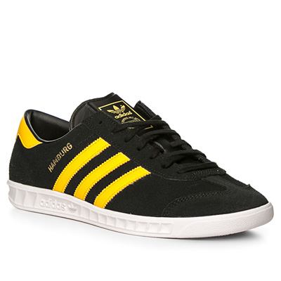 adidas ORIGINALS Hamburg black